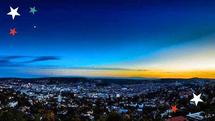 Dein Stuttgart, Foto ueber Stuttgart